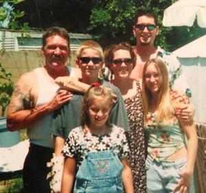 My Dad & Siblings